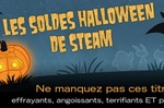 soldes halloween Steam 2014