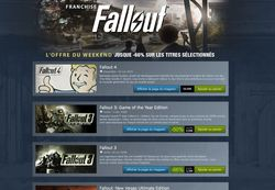 Soldes Steam Fallout