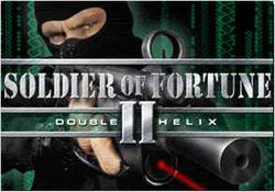 Soldier of fortune 2 double helix jaquette