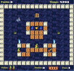 Solomon's Key screen 2