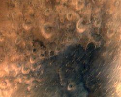 sonde martienne Inde