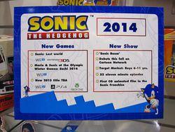 Sonic 2015 retour consoles nouvelle génération