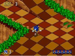 Sonic 3d flickies island 1