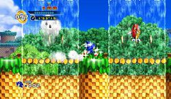 Sonic 4 Episode 1 - 2
