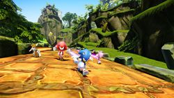 Sonic Boom - 1