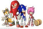 Sonic Boom - artwork