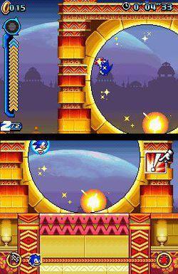 Sonic Colours - DS - 1