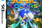 Sonic Colours - jaquette DS