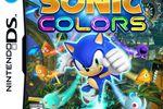 Sonic Colours - jaquette DS