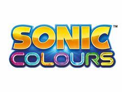 Sonic Colours - logo