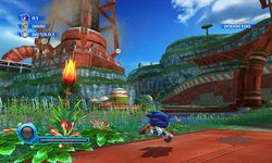 Sonic Colours Wii - 2