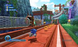 Sonic Colours Wii - 3