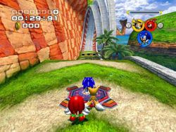 Sonic Heroes screen 3