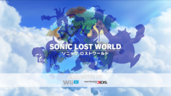 Sonic Lost World - 1