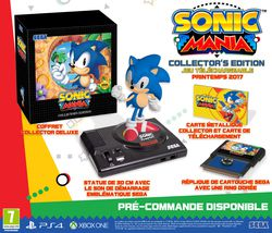 Sonic Mania Pack