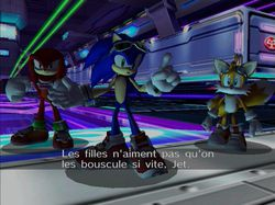 Sonic Riders : Zero Gravity   14