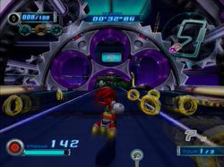 Sonic Riders : Zero Gravity   15