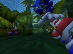 Sonic Riders : Zero Gravity   17