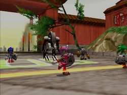 Sonic Riders : Zero Gravity   18