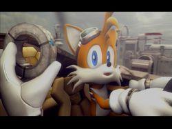 Sonic Riders : Zero Gravity   1