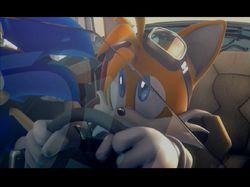Sonic Riders : Zero Gravity   20
