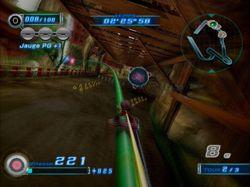 Sonic Riders : Zero Gravity   22