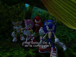 Sonic Riders : Zero Gravity   24
