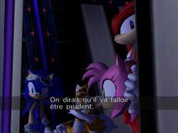 Sonic Riders : Zero Gravity   2