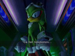 Sonic Riders : Zero Gravity   3