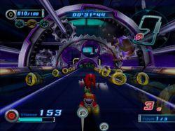 Sonic Riders : Zero Gravity   8