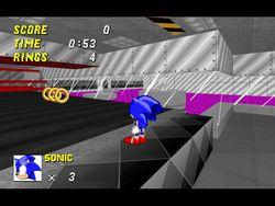 Sonic Robo Blast 2 screen 3