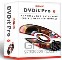 Sonic solutions dvdit 6 box