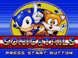 Sonic et Tails 2