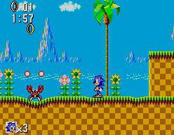 Sonic The Hedgehog (Master System) - 1