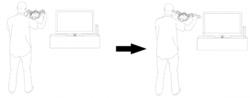 Sony - brevet poignees PS Move - 2