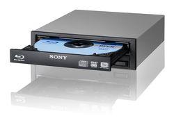 Sony BWU-500S ouvert