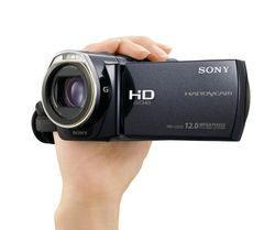 Sony camescope HDR-CX520V