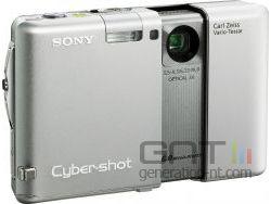 Sony cyber shot dsc g1 small