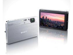 Sony Cyber shot dsc t77 t700