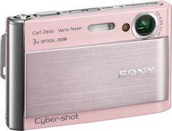 Sony cybershot dsc t70 pink