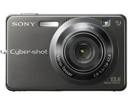 Sony Cybershot DSC W300 avant