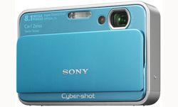Sony dsc t2 bleu