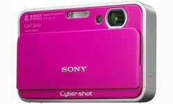 Sony dsc t2 rose