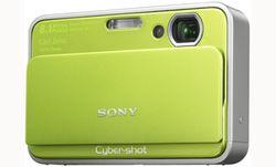 Sony dsc t2 vert