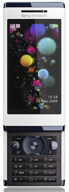Sony Ericsson Aino clavier