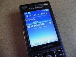 Sony Ericsson C905 12