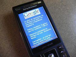 Sony Ericsson C905 14