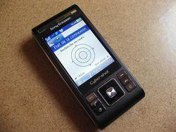 Sony Ericsson C905 18