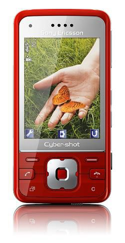 Sony Ericsson Cyber shot C903 01