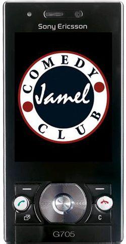 Sony Ericsson G705 Jamel Comedy Club  1
